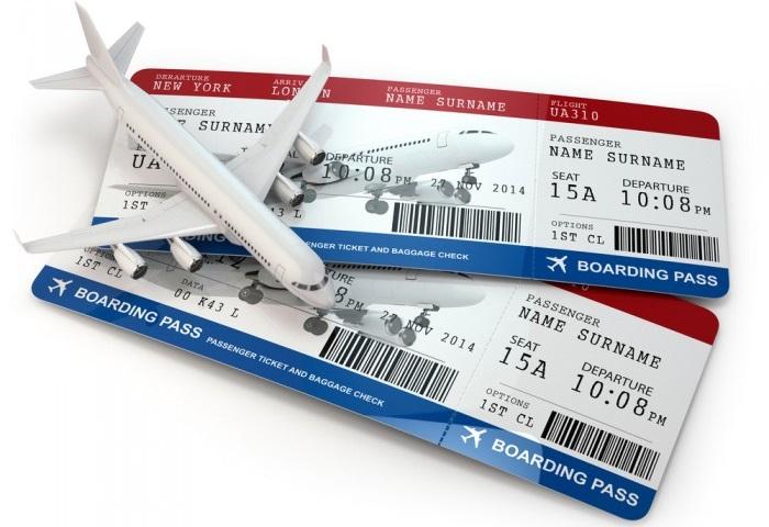 забронировать место в самолете по электронному билету