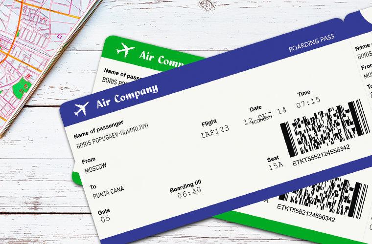 Горящие авиабилеты на чартерные рейсы: плюсы и минусы