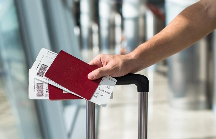 Покупка билета на самолет для другого человека по его паспорту