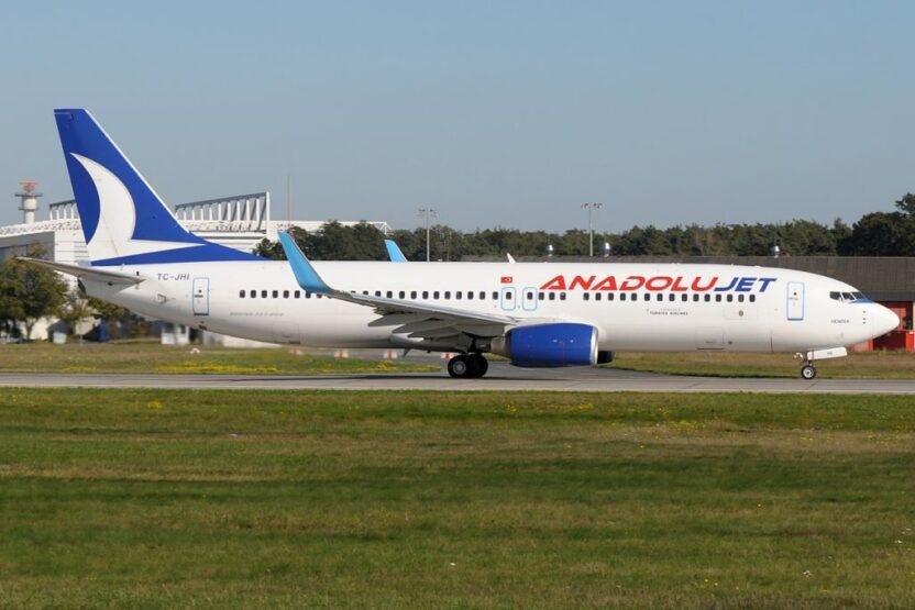 Авиакомпания AnadoluJet: перевозка багажа, скидки и специальные программы