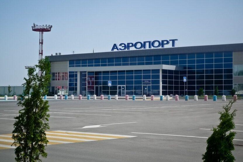 Аэропорт и авиакомпании Астрахани