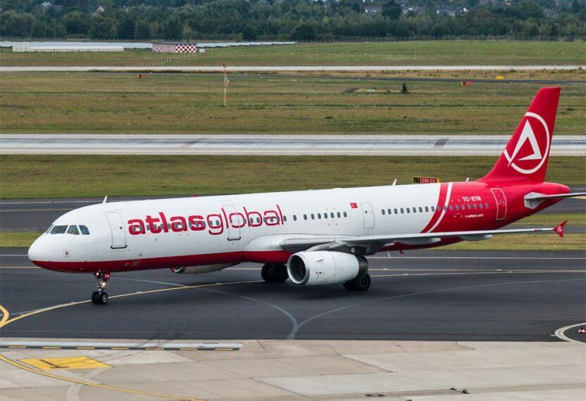 Авиакомпания Atlasglobal: маршрутная сеть, классы обслуживания, нормы провоза багажа