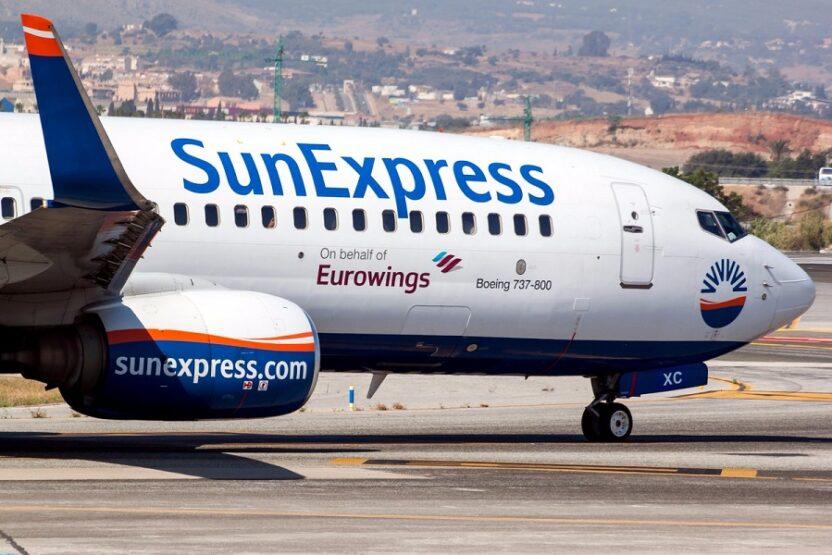 Авиакомпания SunExpress: маршрутная сеть, сервисное обслуживание