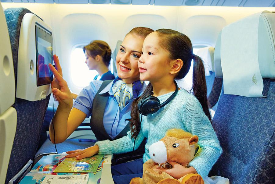 перевозка ребенка в самолете без сопровождения родителей