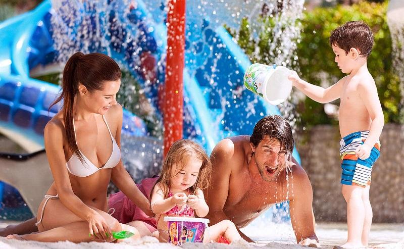 Семейный отдых в Турции с детьми