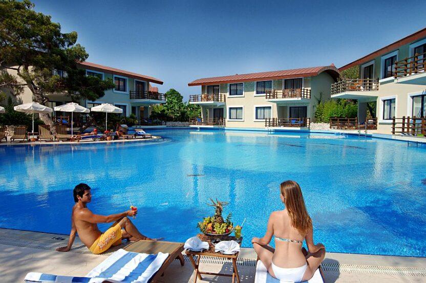 Самостоятельное бронирование отеля в Турции