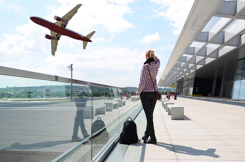 За какое время до вылета нужно прибыть в аэропорт