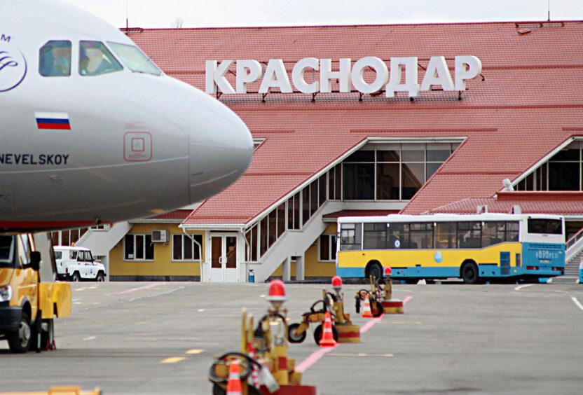 Аэропорт Краснодар Пашковский и базирующиеся в нем авиакомпании