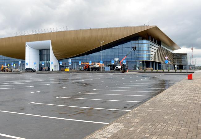 Авиакомпании и аэропорт Перми «Большое Савино»