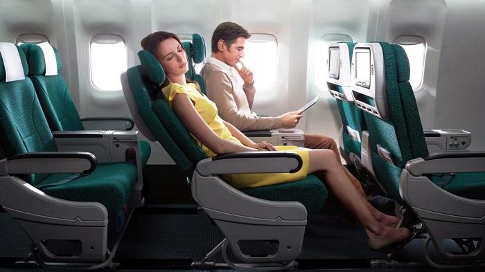 Лучшие места эконом-класса в самолете