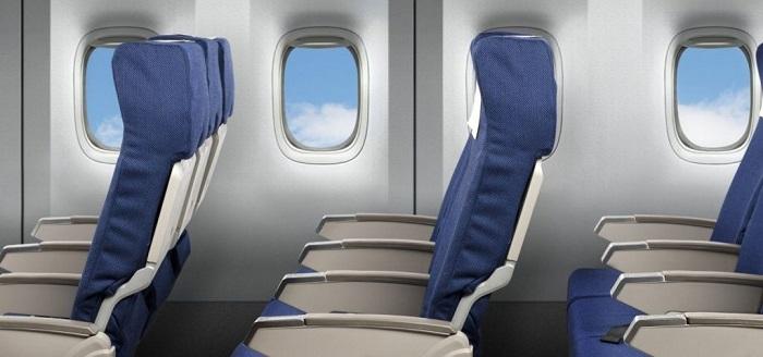 Выбор мест в самолете на ночных рейсах