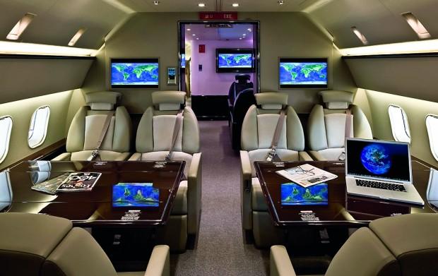 Аренда бизнес-джета: авиапутешествие с комфортом