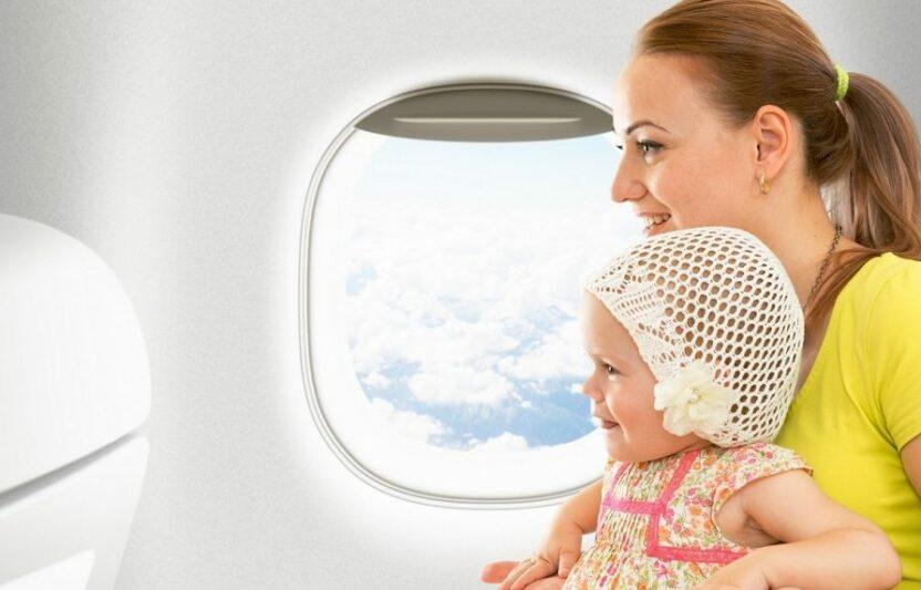 Документы для перелета с ребенком по России и за границу