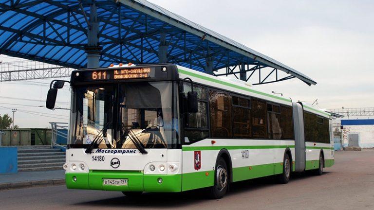 как доехать до Домодедово на автобусе