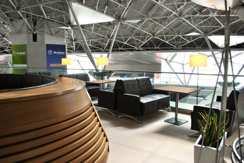 VIP-зона Приорити Пасс в аэропорту Внуково