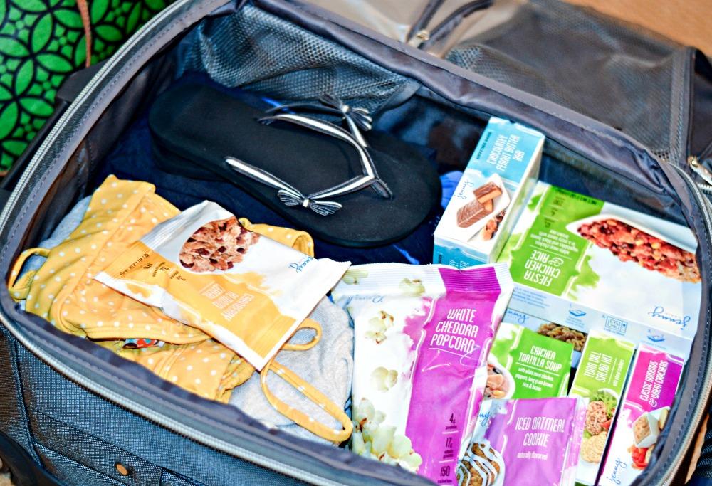 какие продукты можно провозить в багаже самолета