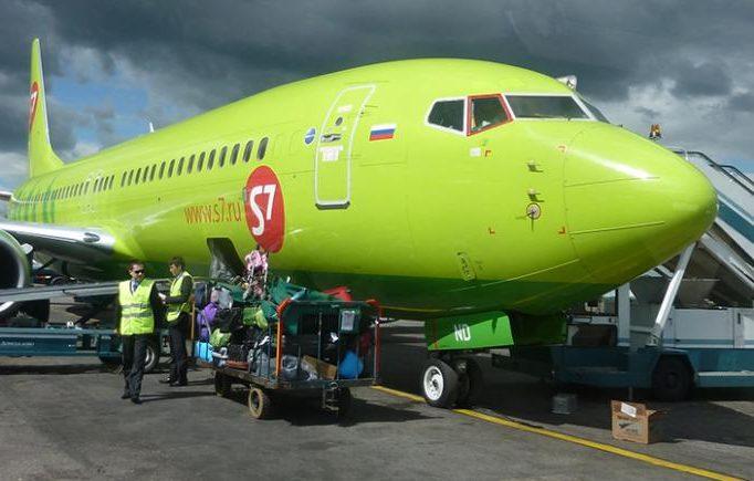 Условия провоза багажа в самолете S7: нормы, вес, допустимые габариты