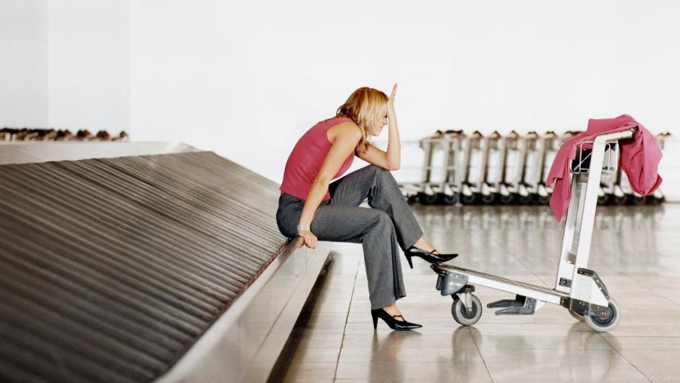 Утеря багажа в Аэрофлоте