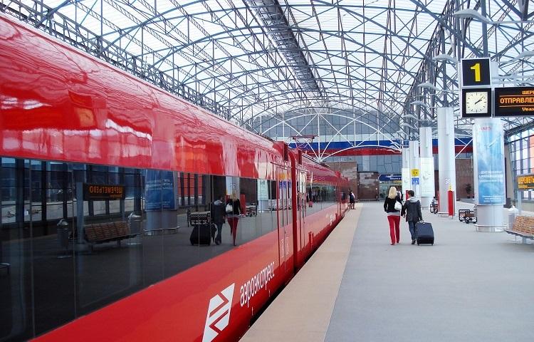 Добраться с Шереметьево до Белорусского вокзала