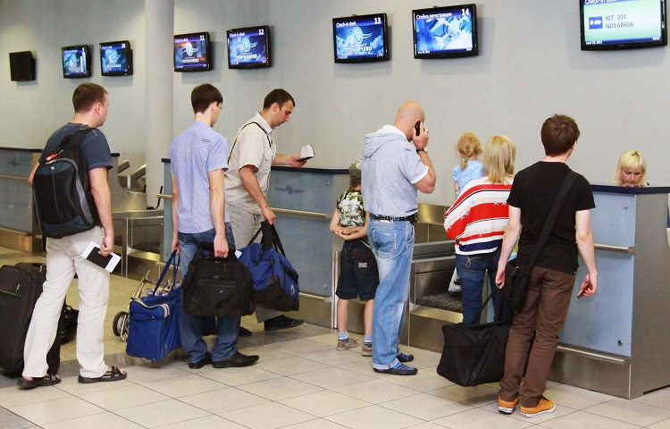 Как пройти регистрацию в аэропорту Шереметьево