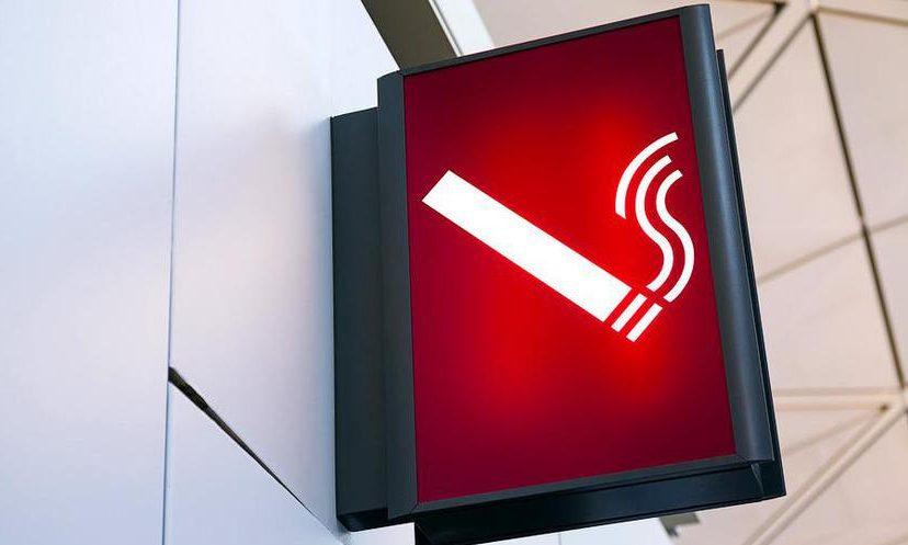 Где можно покурить в Домодедово до и после регистрации
