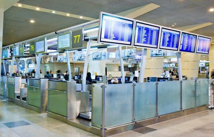 Регистрация на рейс в Домодедово: онлайн, стойки и терминалы