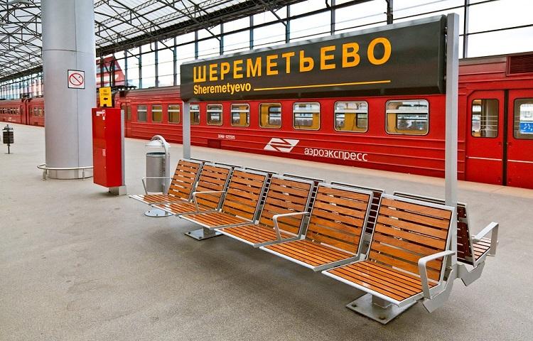 С Павелецкого вокзала до аэропорта Шереметьево