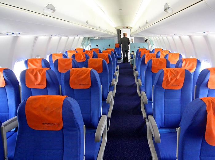 Как выбрать лучшее место в боингах и аэробусах Аэрофлота