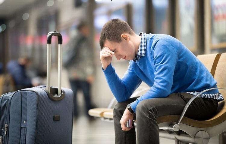 Чартерный рейс отменили