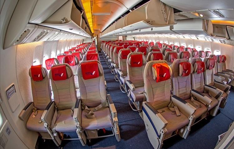 Лучшие места в самолетах Азур эйр