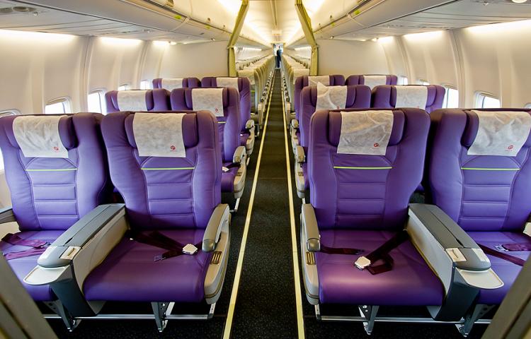 Удобное место в самолете