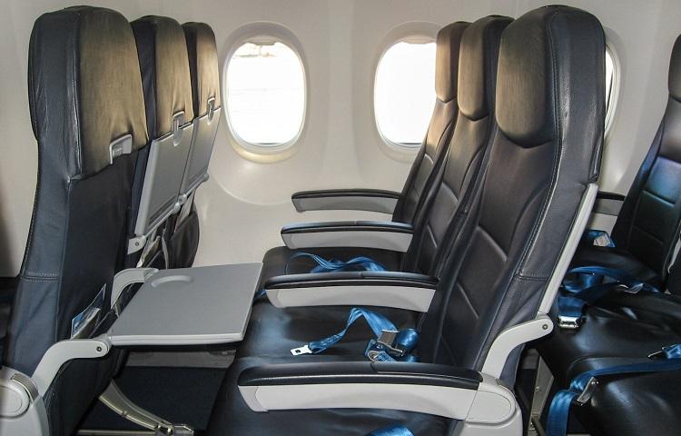 Лучшие места в самолете компании Победа