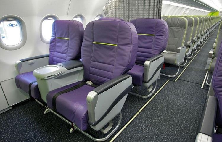 Лучшие места в самолетах S7