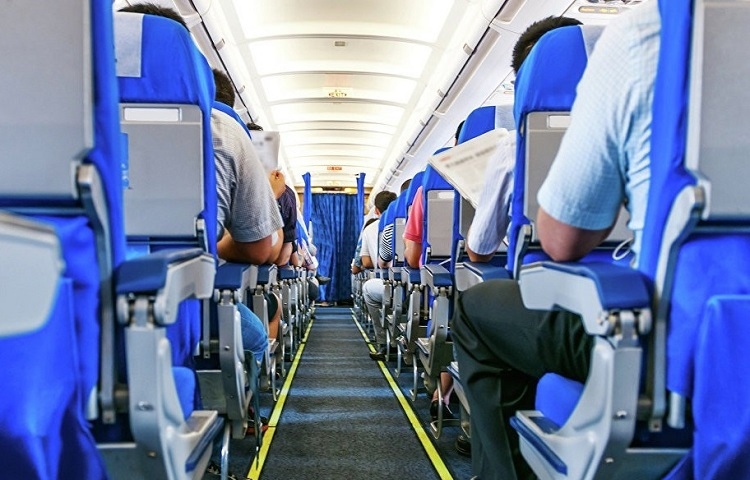 Нормы безопасности в самолете