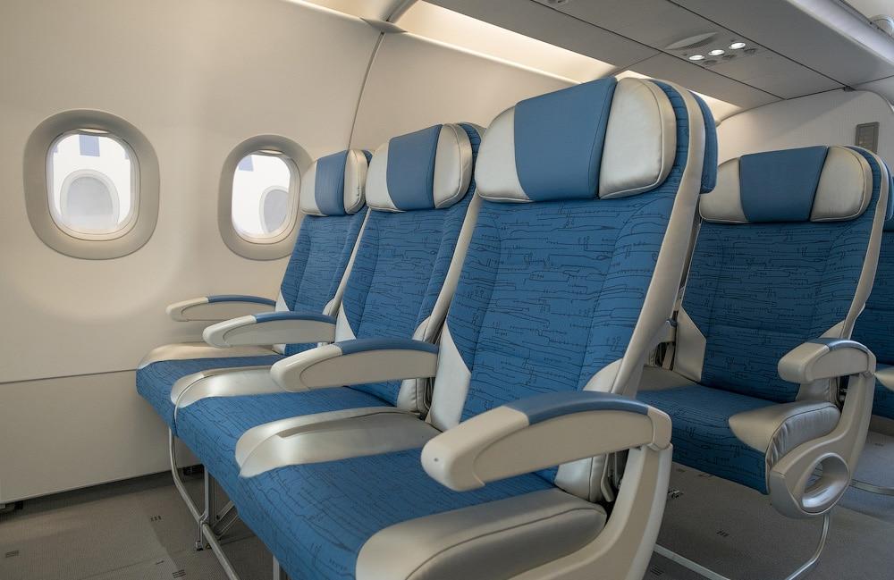 Удобное место в самолете – бесплатно