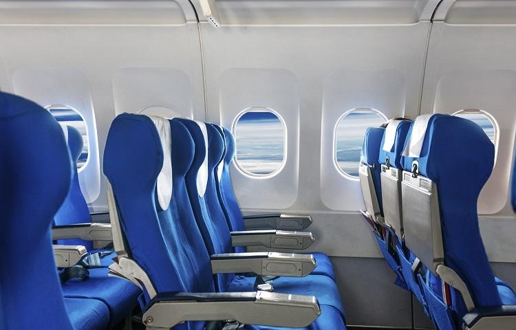 Выбор места в салоне самолета