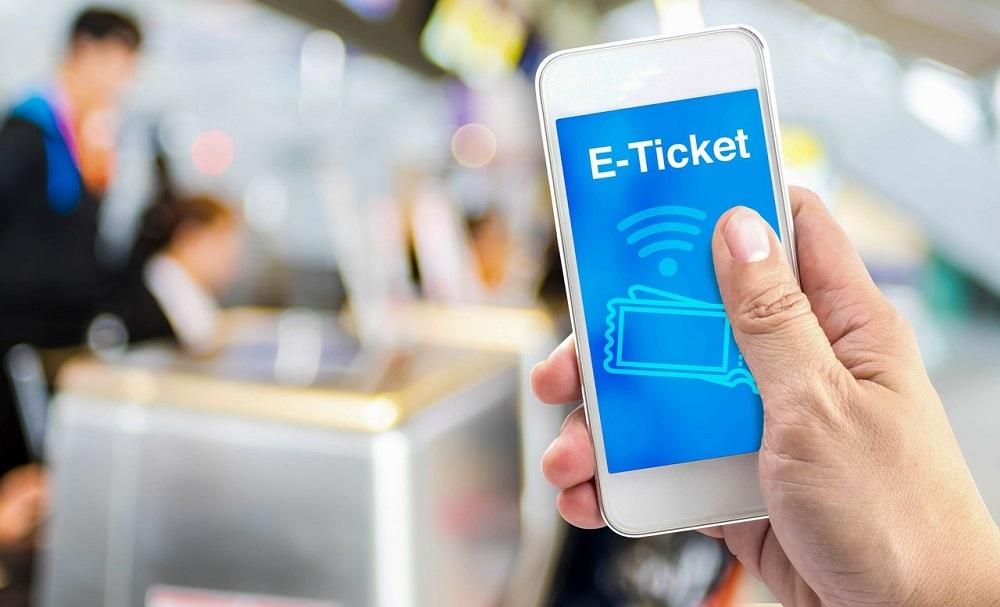 Электронный билет e-ticket