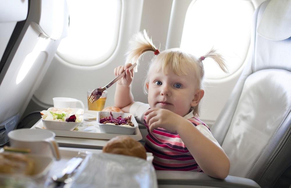Перелет ребенка в авиакомпании Победа