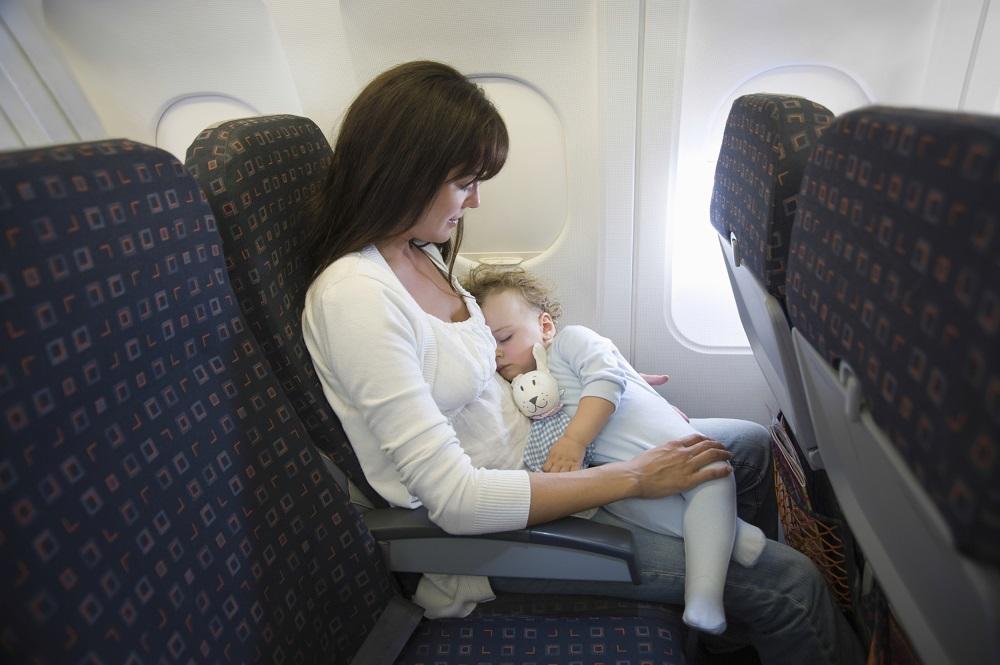 Перелет с младенцем на борту ЮТэйр