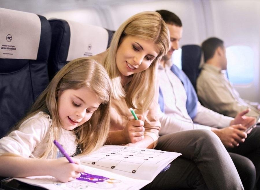 Перелет с ребенком в S7
