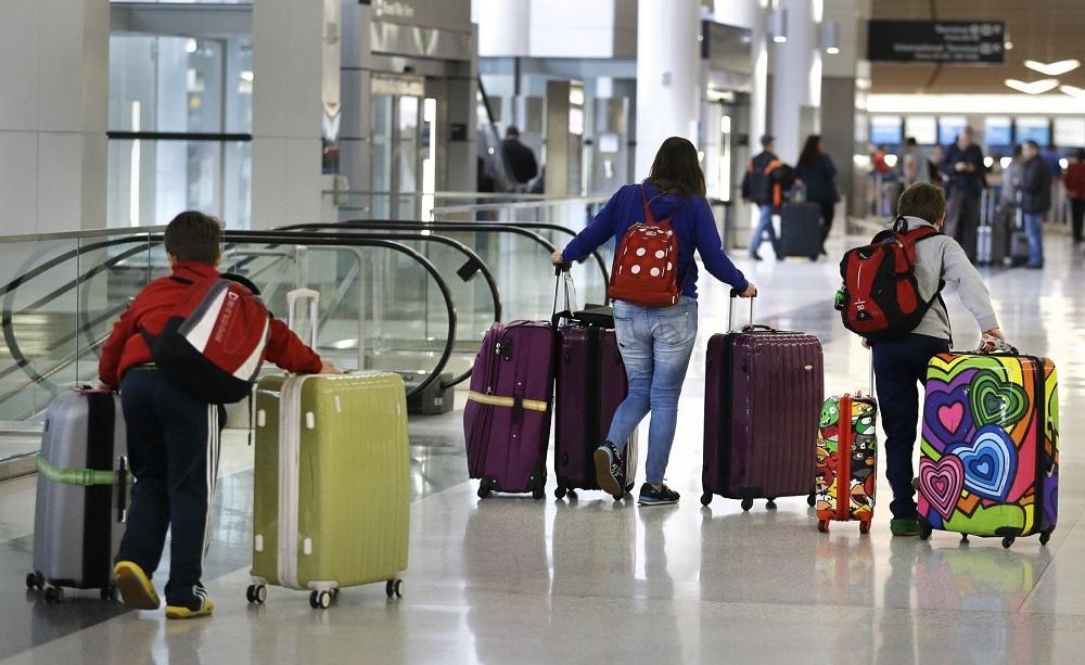 Перевозка сверхнормативного багажа в самолете