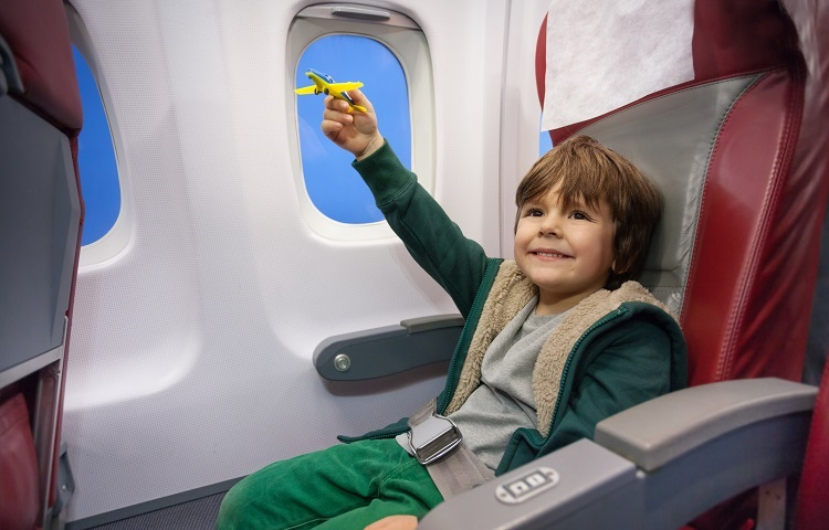 Перевоз ребенка авиакомпанией ЮТэйр