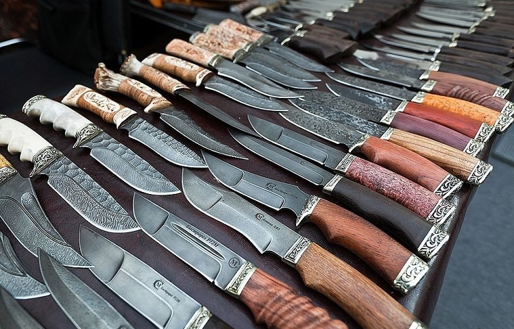 Транспортировка ножей в самолете