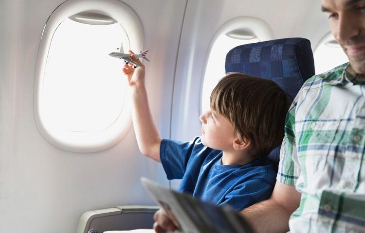 Перелет с детьми авиаперевозчиком Победа