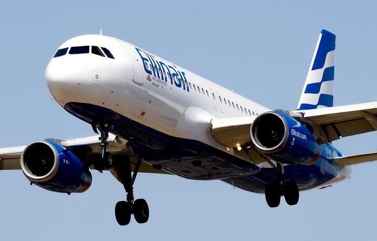 Самолет Аэробус А320 Ellinair