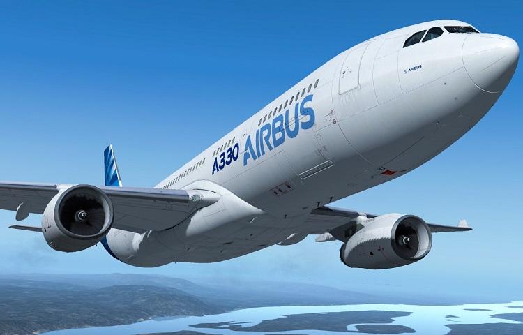 Авиалайнер Airbus A330