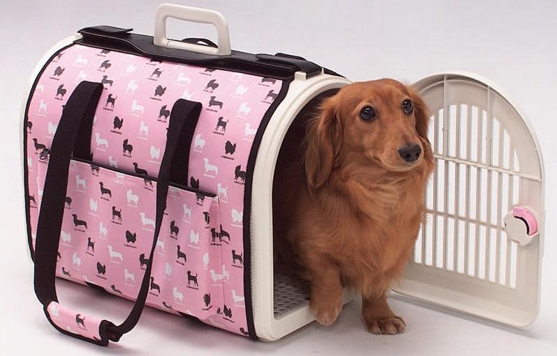 Переноска для перелета собаки в самолете