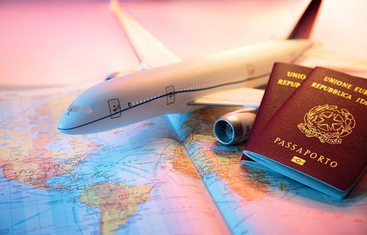 Паспорт для перелета в Казахстан