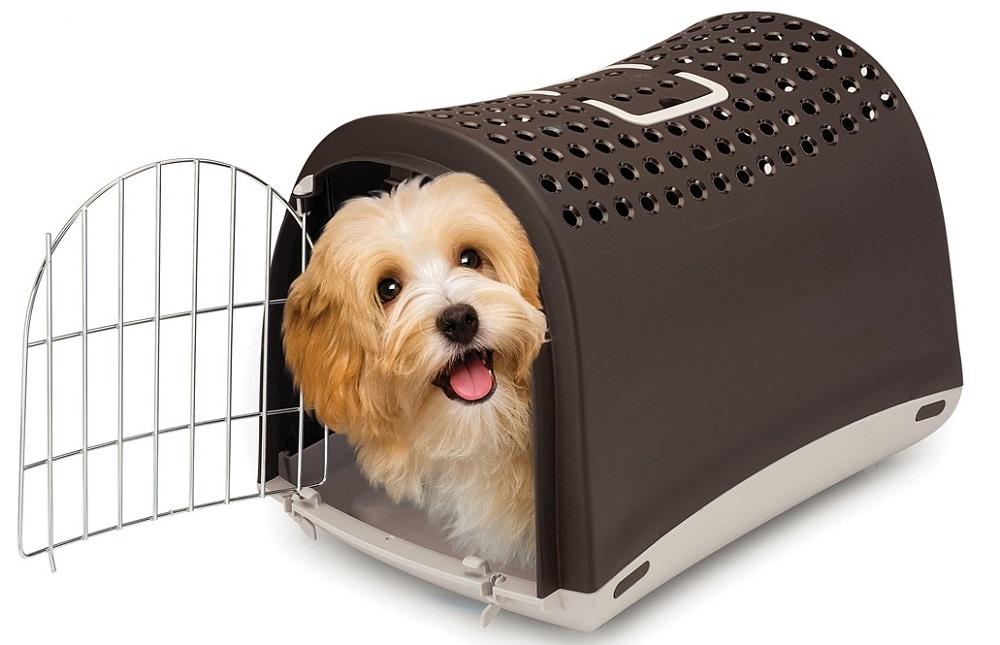 Клетка для перевозки животного в авиалайнере S7