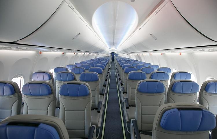 Самые удобные места в самолетах Белавиа